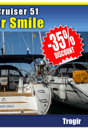BAVARIA CRUISER 51 Summer Smile