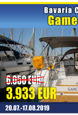 BAVARIA CRUISER 51 Game Point