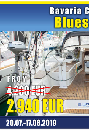 BAVARIA CRUISER 45 Blues Point
