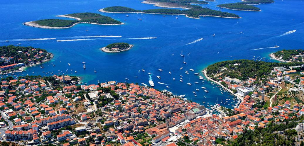 Croatia Sailing Destinations - Hvar