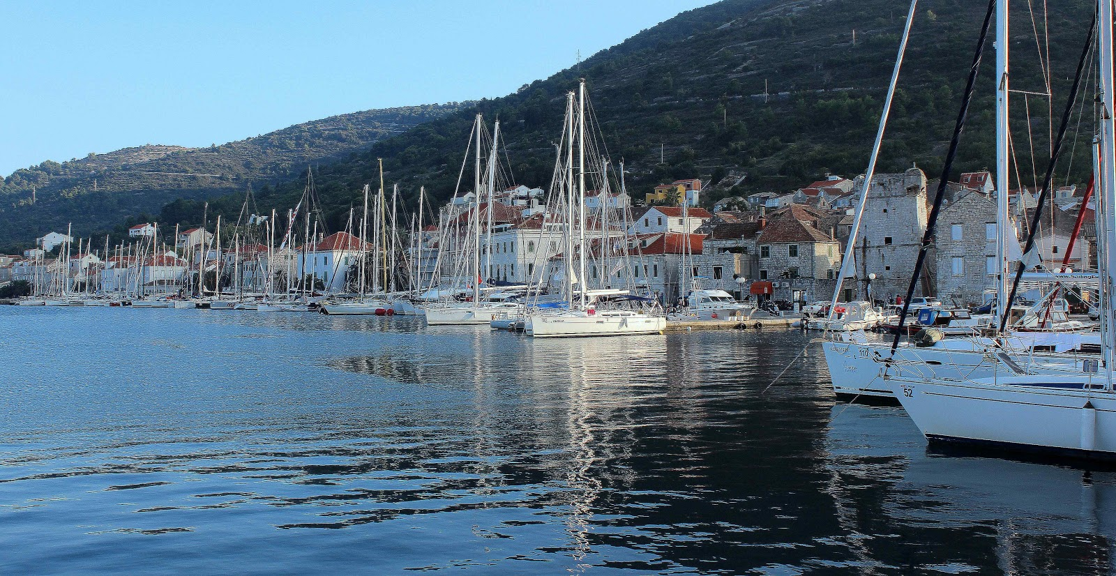 Croatia Sailing Destinations - Vis