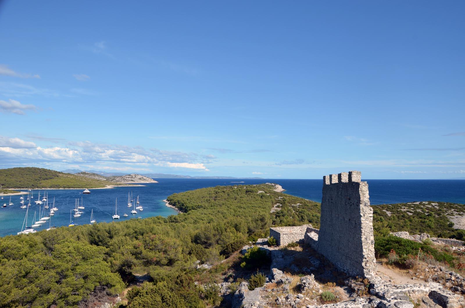 Croatia Sailing Destinations - Žirje