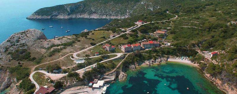 Croatia sailing destinations: Biševo