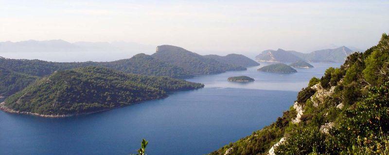 Croatia sailing destinations: Šipan