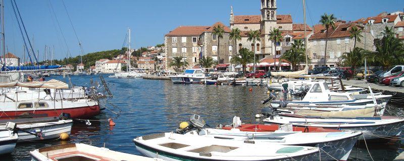 Croatia sailing destinations: Milna