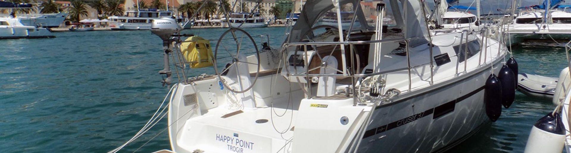 """Bavaria Cruiser 37 """"Happy Point"""""""