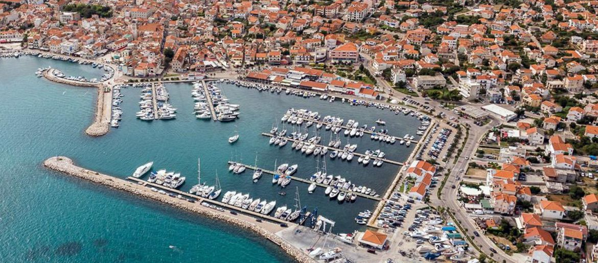 Croatia sailing destinations: Vodice