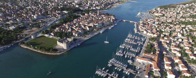 Croatia sailing destinations: Trogir
