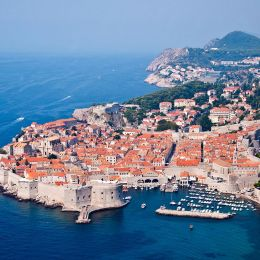 Croatia sailing destinations: Dubrovnik
