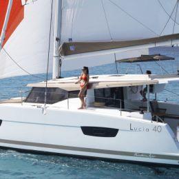 Waypoint fleet 2017 – Catamaran Lucia 40 Maestro 3