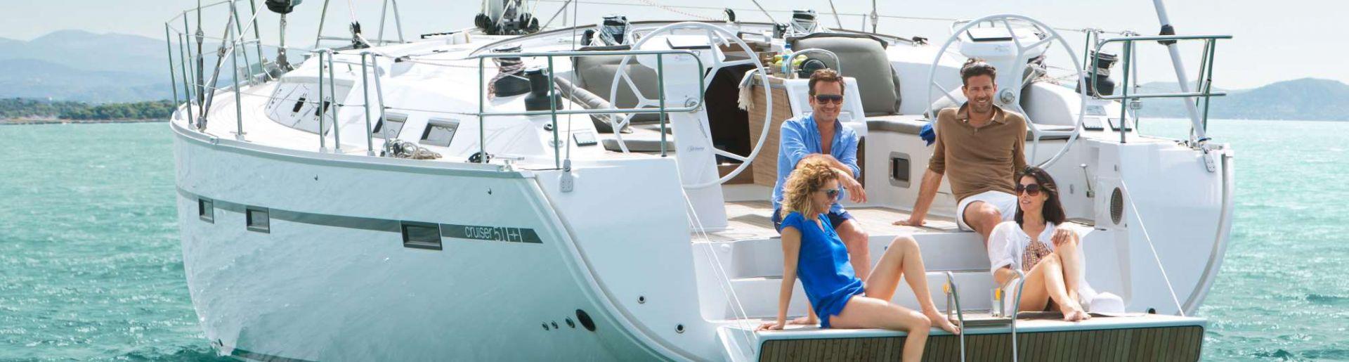"Bavaria Cruiser 51 ""Summer Smile"""