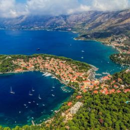 Croatia sailing destinations: Cavtat