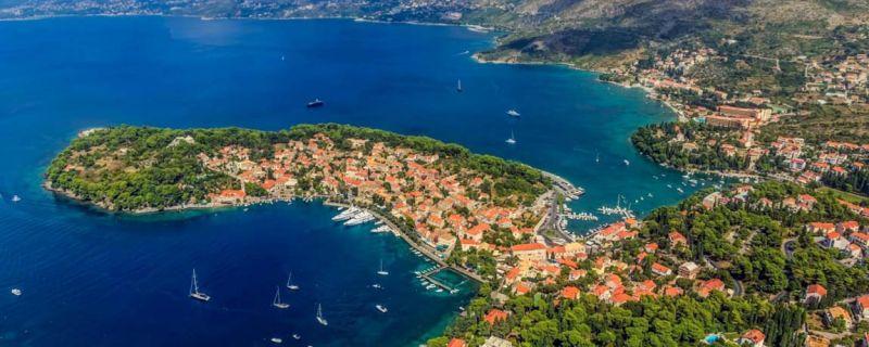 Croatia sailing destinations: Cavtat