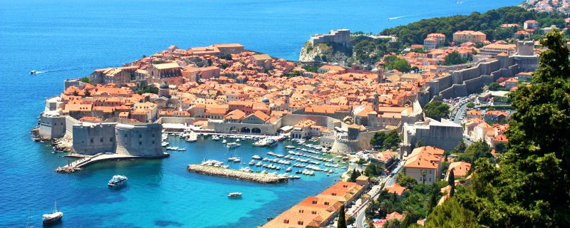 Sailing Route #3: From Dubrovnik with love