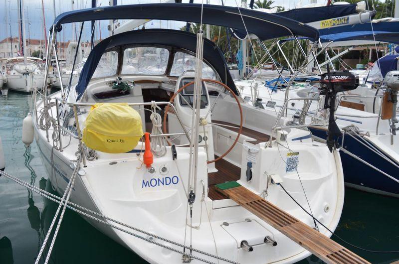 "Bavaria 37 Cruiser ""Mondo"" - Waypoint - Yacht Charter Croatia"