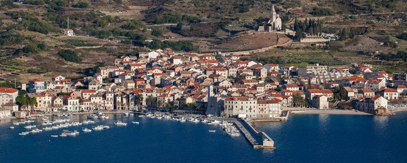 Croatia sailing destinations: Vis