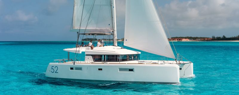 Lagoon 52 Fly coming to Trogir!