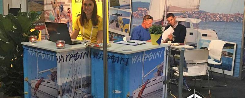 Waypoint @International Charter Expo (ICE)  November 3rd-5th