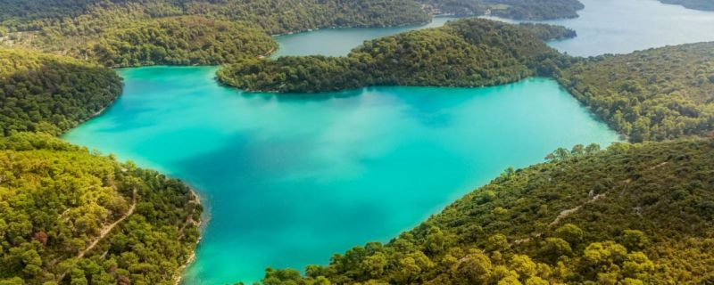 Croatia sailing destinations: Mljet