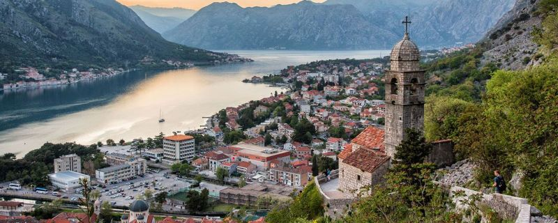 Sailing Route #4: Mystical Montenegro