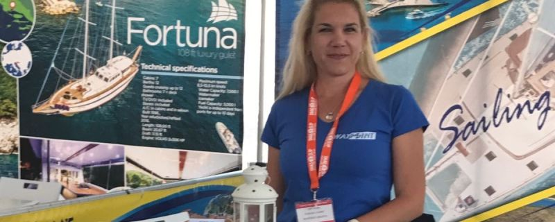 Waypoint @Annapolis Sailboat Show 2018  October 6-10th, USA