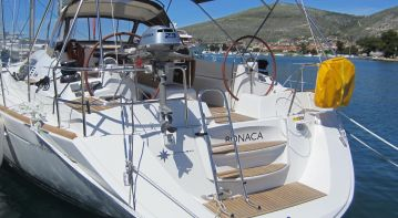 """Sun Odyssey 50DS """"Bonaca"""""""