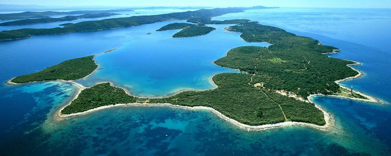 Croatia sailing destinations: Telascica Nature Park
